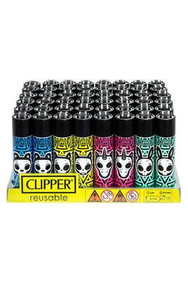 Clipper Skulls Black Cap - Einzeln