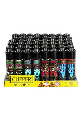 Clipper Trippy 3rd Eye Black Cap - Einzeln