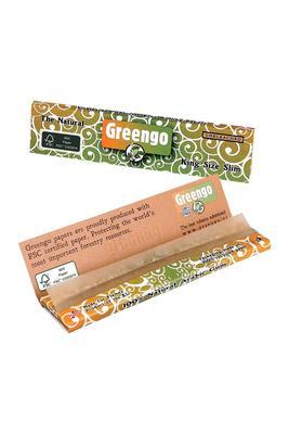 Greengo Slim King Size Paper Box (Display)