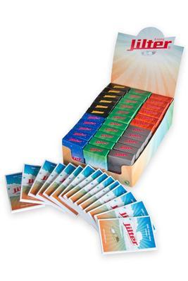 Jilter® - COMBO-Set Long (ca. 1'400 Jilter® und 1500 Filtertip Blue Long)