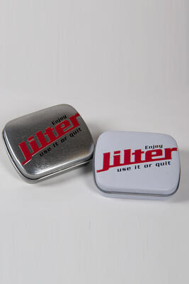Jilter® - J-Box geprägt - Metalldose mit Jilter®