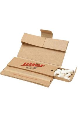 Jilter smoke-kit einzeln, Papers, Filtertips und Jilter