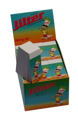 Jiltip M *FAT*, Display à 12 Stk. (Filterblättchen)