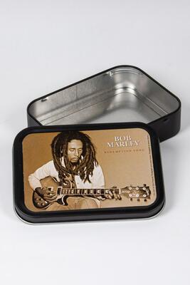 """Metalldose """"Bob Marley"""" gross"""