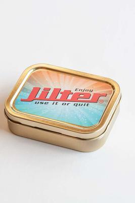 """Metalldose """"Jilter"""" klein"""