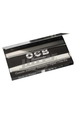 OCB Premium Double Window - Box (Display)