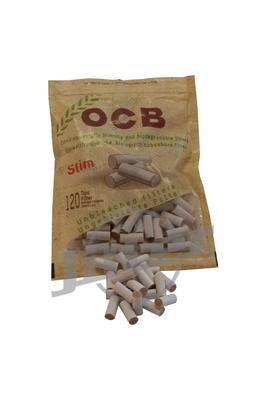 OCB Slim Organic Filtertip