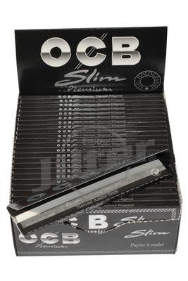 OCB Slim Premium King Size - Box (Display)