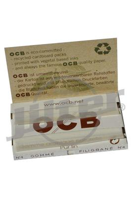 OCB Weiss No 4 DW - Box