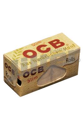 OCB Rolls Organic Hemp Slim - Box (Display)
