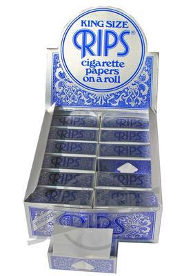 Rips Blau - Box (Display)