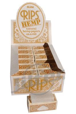 Rips Hanf Slim Braun - Box (Display)