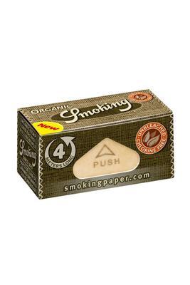 Smoking Organic Rolls - Box (Display)