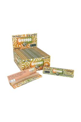 Greengo Slim King Size Paper Box (Display)