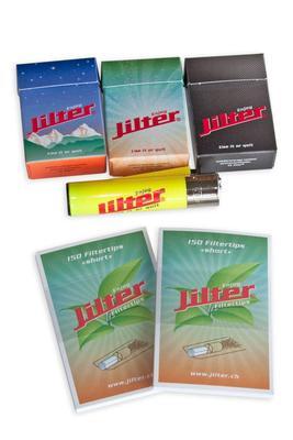 Jilter® Probier Set Short Grün