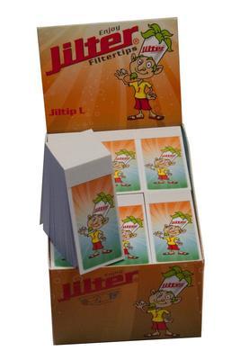 Jiltip L *FAT*, Display à 12 Stk. (Filterblättchen)