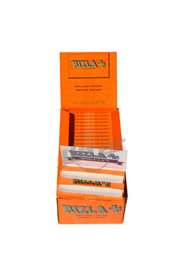 Rizla Orange Double Window - Box (Display)