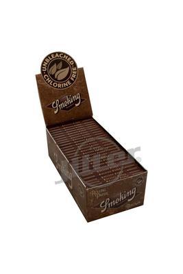 Smoking Brown Kurz DW Unbleached - Box (Display)
