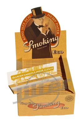 Smoking Hanf Eco King Size - Box (Display)